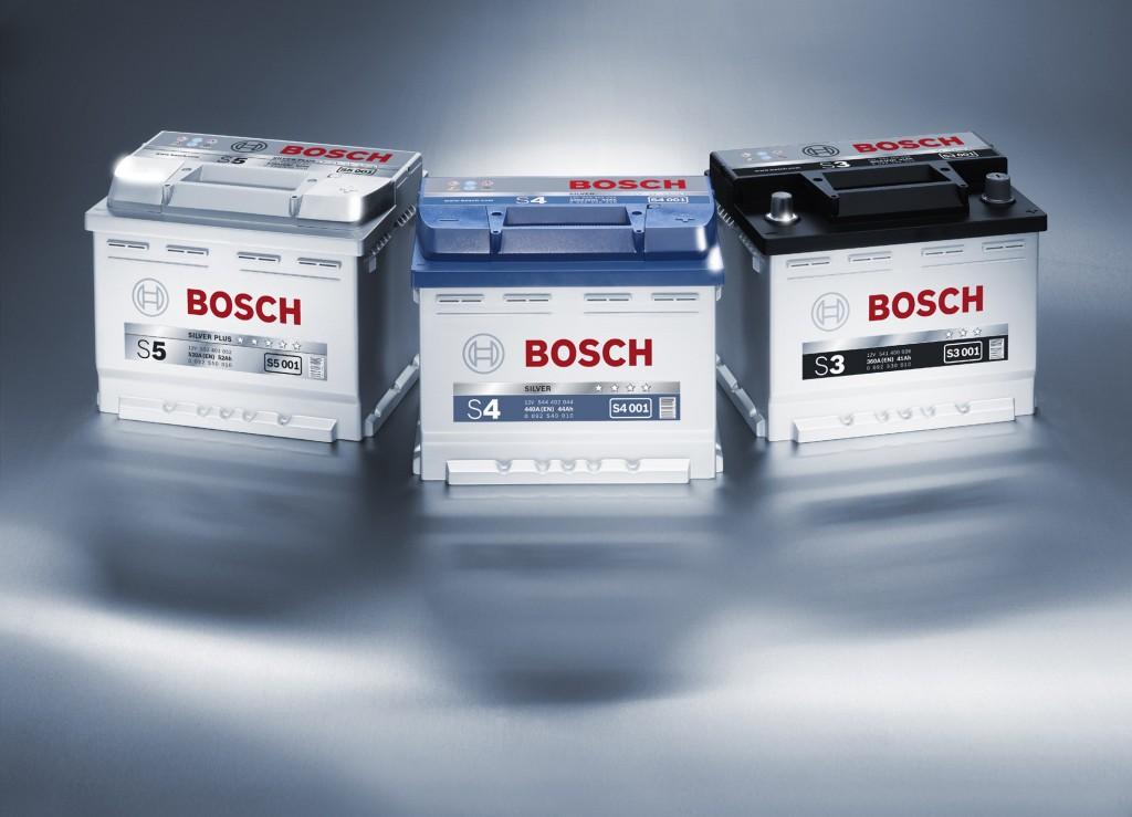BOSCH-battery